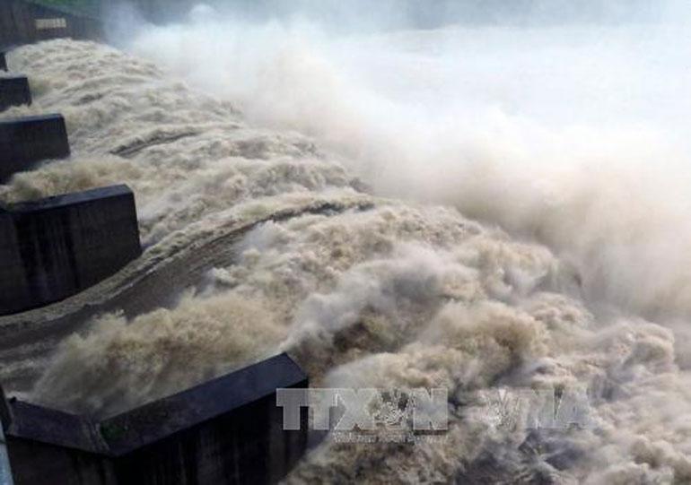 Thuỷ điện Sông Ba Hạ