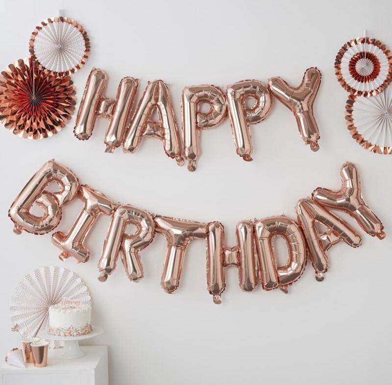 Set bóng sinh nhật với giá siêu rẻ phù hợp với túi tiền cả các khách hàng