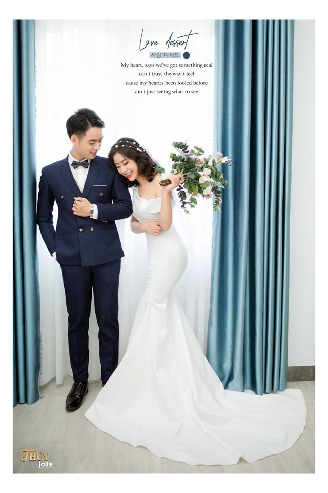 Thúy Jolie Wedding