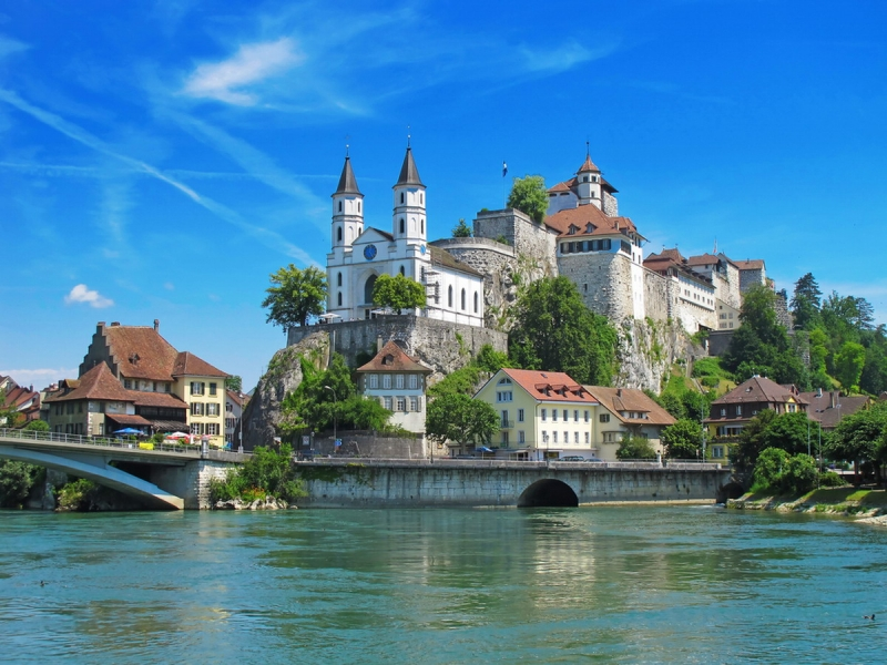 Thành phố Zurich của Thụy Sĩ