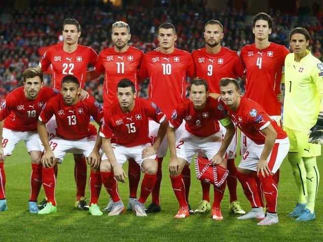 Đội tuyển Thụy Sĩ