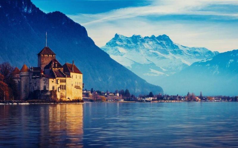 Geneva  - Thụy Sỹ