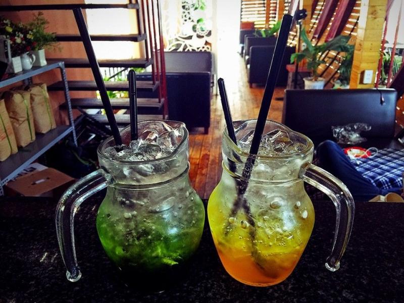 Thức uống của quán