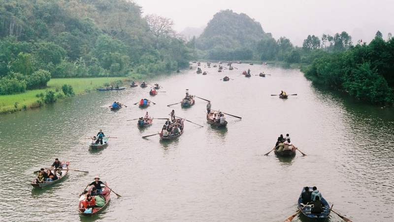 Thuyết minh về Chùa Hương - Hà Nội