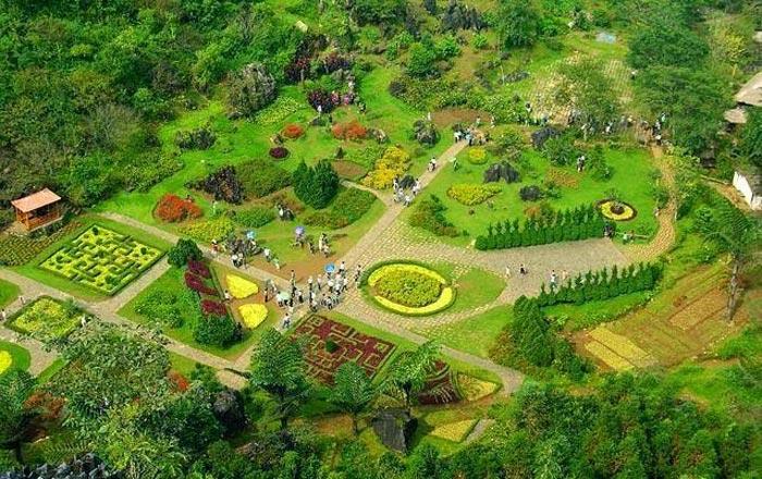 Thuyết minh về Núi Hàm Rồng Sapa - Lào Cai