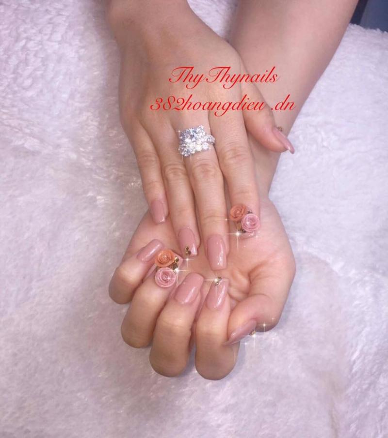 Thy Thy Nails - Tiệm làm nail đẹp và chất lượng nhất Đà Nẵng