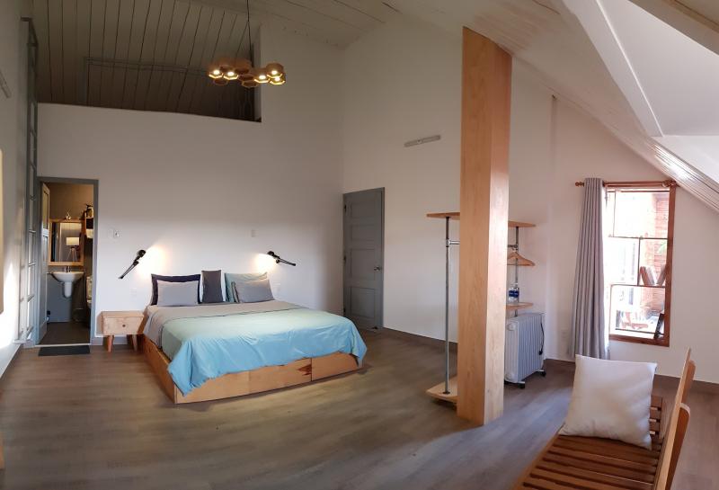 Phòng tại Tía Dú Homestay