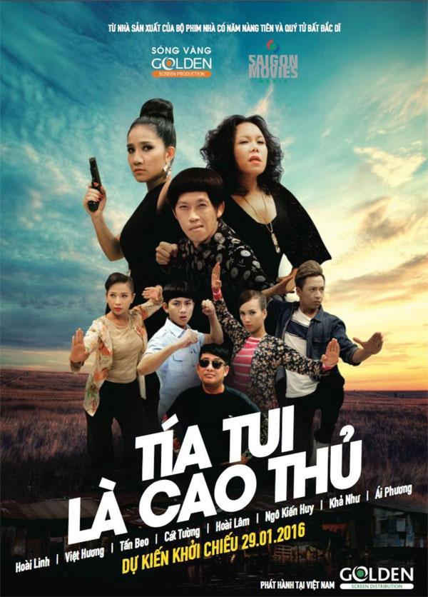 Poster phim Tía tui là cao thủ