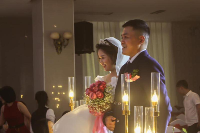 Tiệc cưới Hoàng Gia