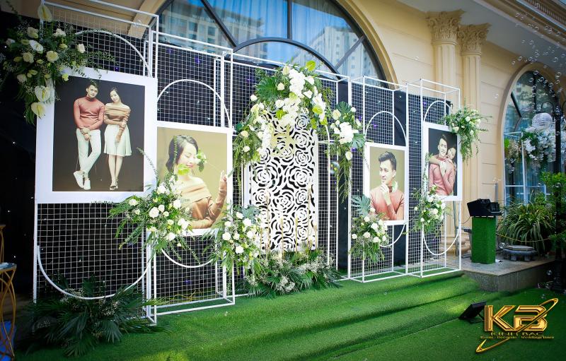 Tiệc cưới Kinh Bắc