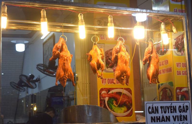 Tiệm ăn Quảng Đông - Ông Ích Khiêm