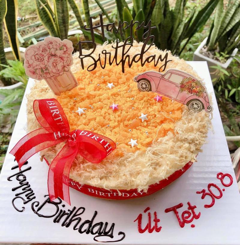 Tiệm bán bánh sinh nhật ngon nhất Kontum – Anh Đào