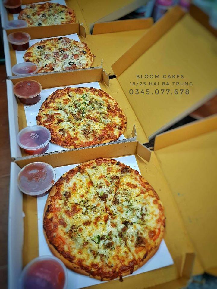 Pizza của Tiệm bánh Bloom Cakes Huế