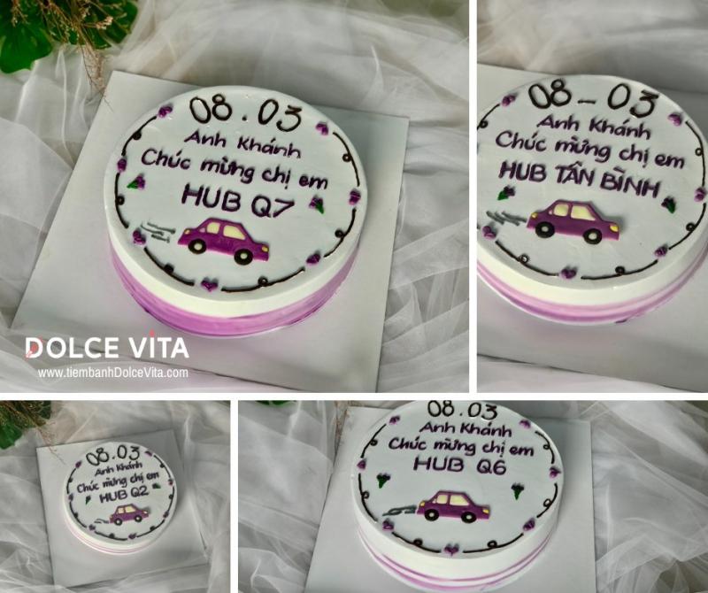 Tiệm bánh Dolce Vita