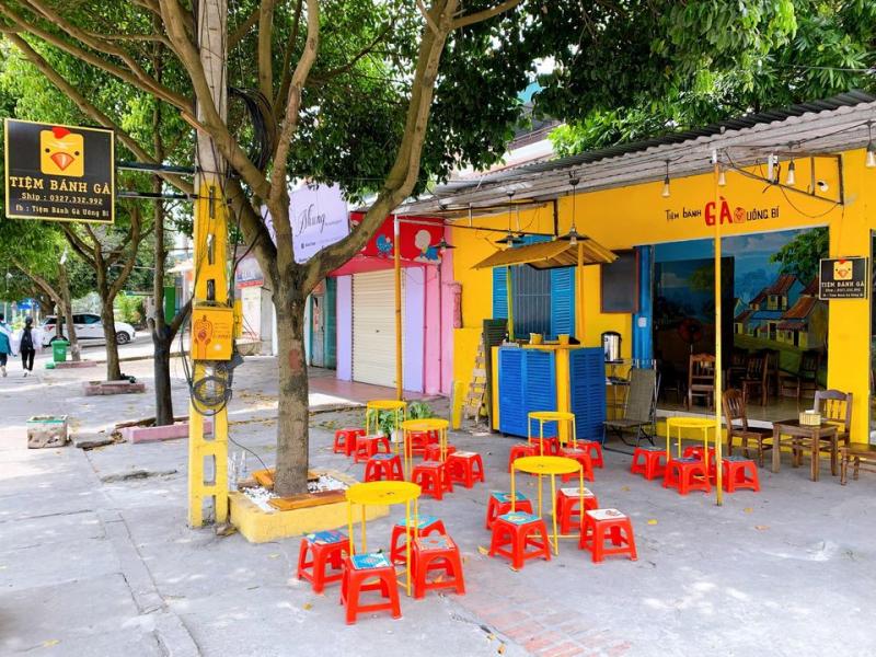 Tiệm Bánh Gà Uông Bí