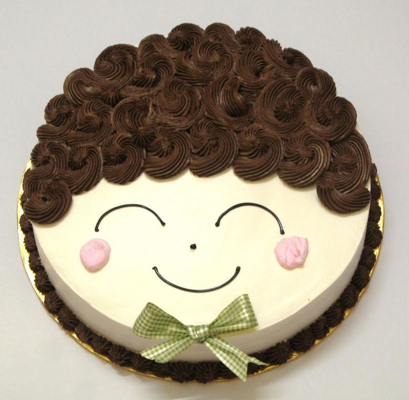 Chỉ từ 100.000đ bạn đã có mẫu bánh cực kì dễ thương