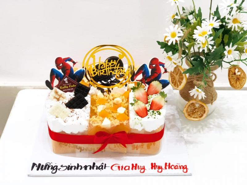 Top 11 Tiệm bánh sinh nhật ngon nhất tại Huế