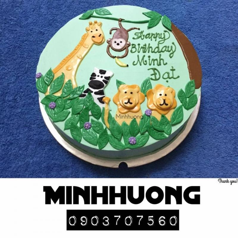 Bánh kem Minh Hương