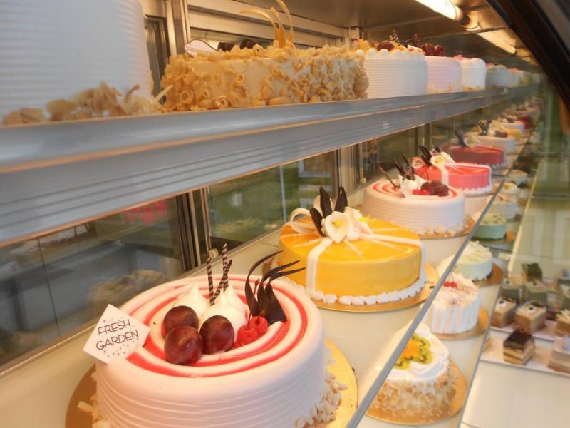 Tiệm bánh kem tươi Fresh Garden