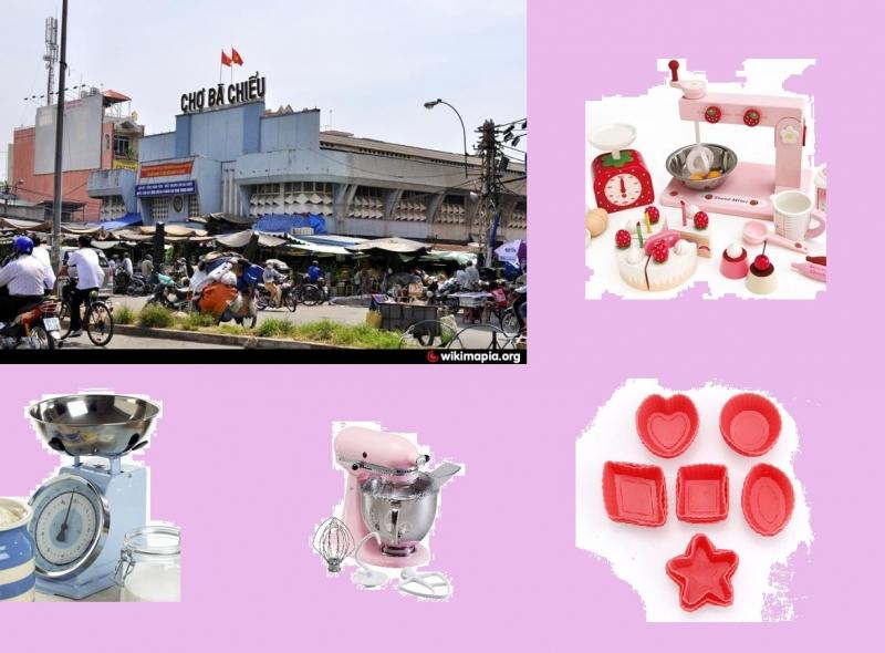 Tiệm bánh Khánh Hạnh