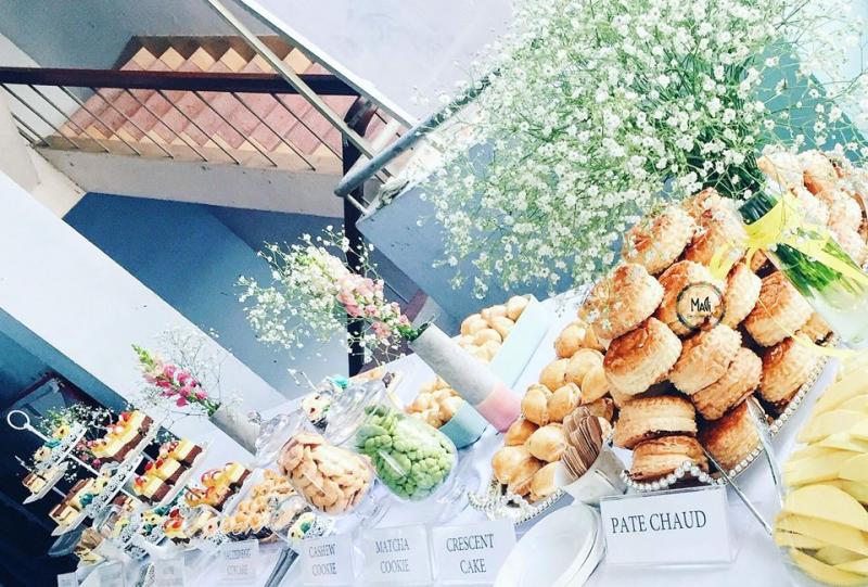 MaDi đang dần khẳng định được thương hiệu của riêng mình với những mẫu bánh sinh nhật đậm chất vintage