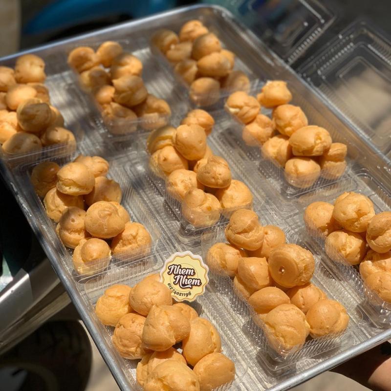 Tiệm bánh Nhem Nhem