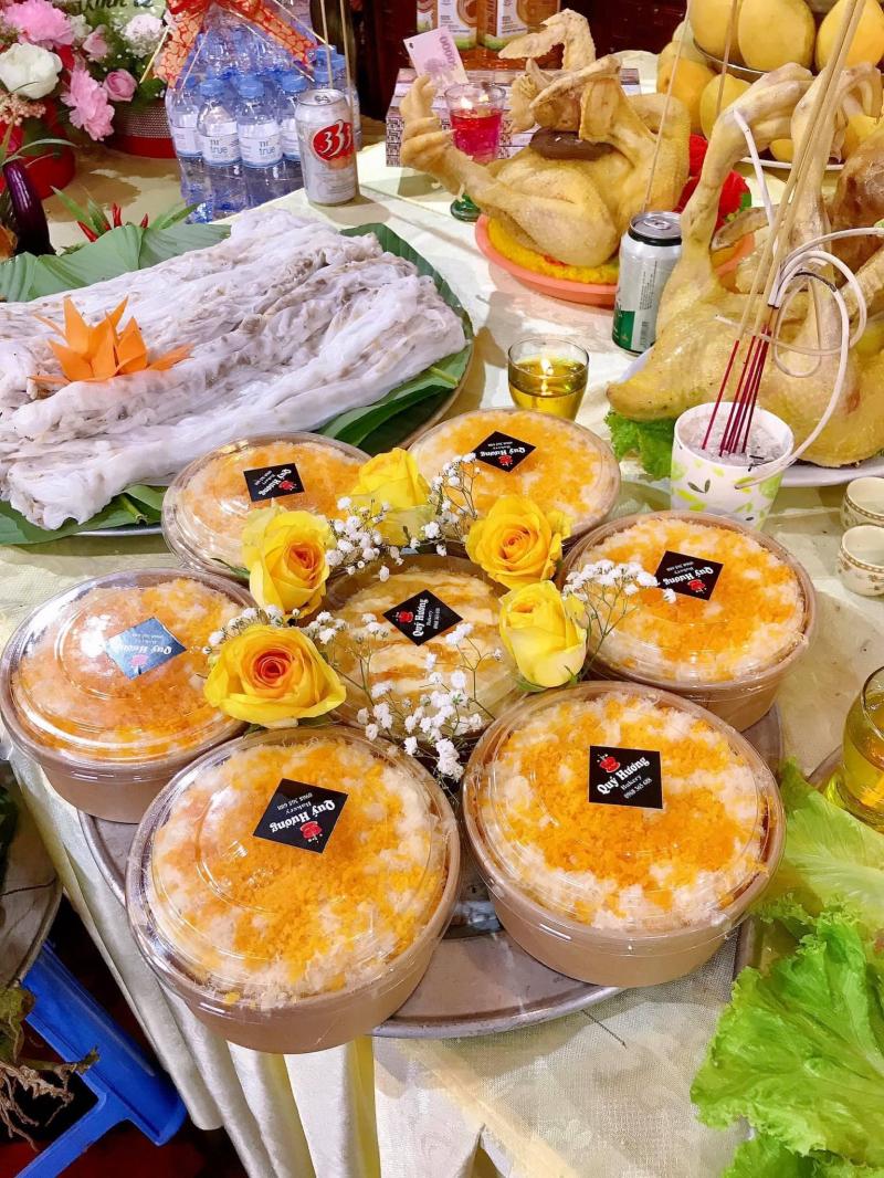 Các loại bánh đa dạng, tùy thực khách lựa chọn
