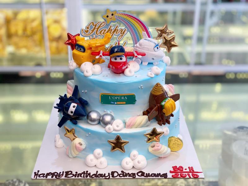 Top 5 tiệm bánh sinh nhật ngon nhất tại Đông Anh, Hà Nội