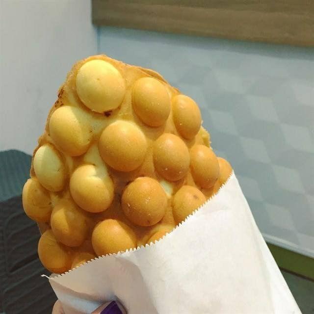 Tiệm bánh trứng Hongkong - Delivery
