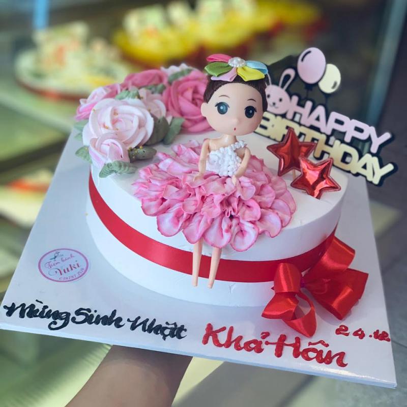 Top 7 Tiệm bánh sinh nhật ngon nhất Quảng Nam