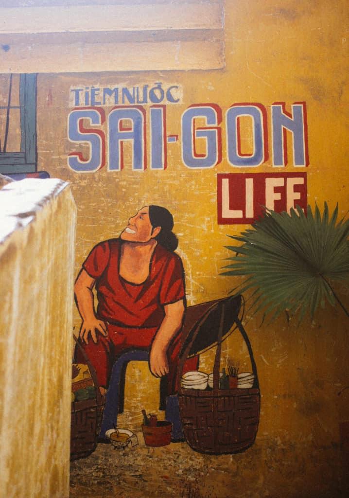 Tiệm cà phê Saigon Life
