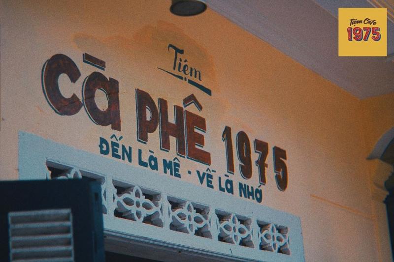 Cà phê 1975 - đến là mê, về là nhớ