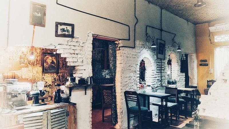 Tiệm cafe