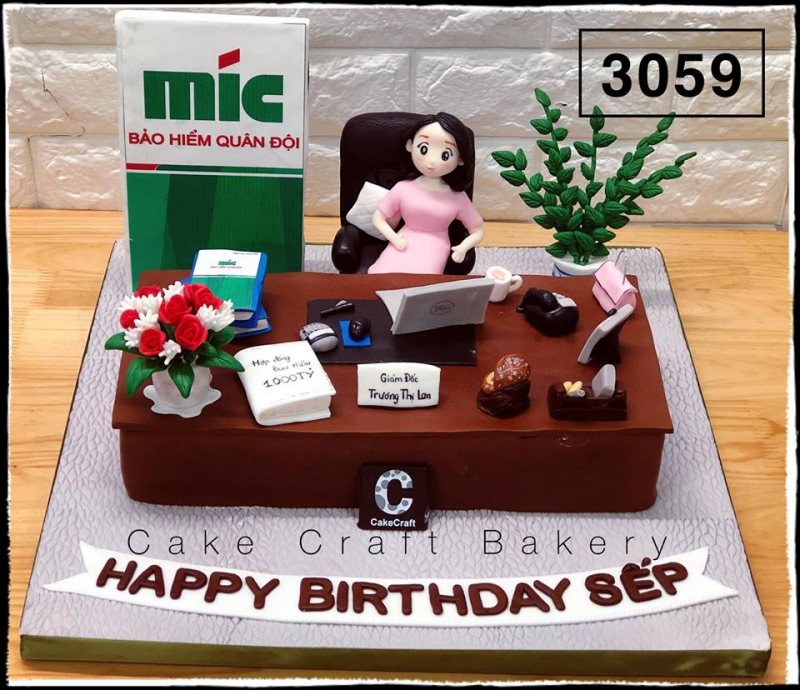 Tiệm CakeCraft Bakery Studio