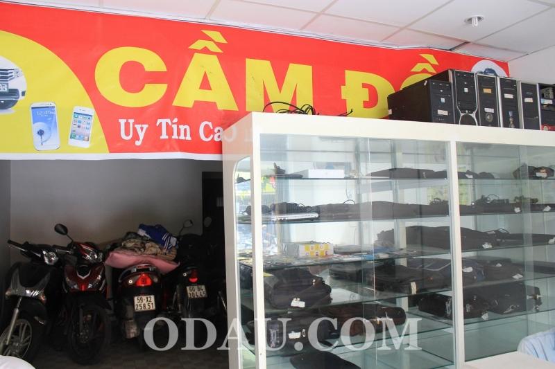 Tiệm cầm đồ Thái Dương