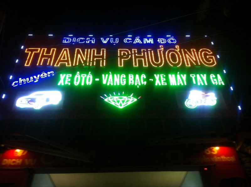 Tiệm cầm đồ Thanh Phương
