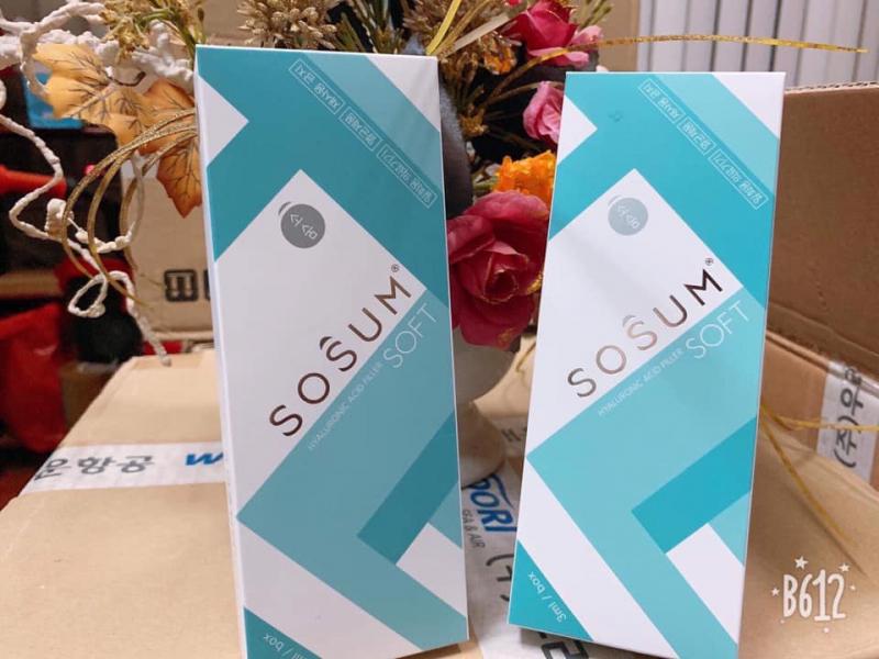 Tiêm căng bóng da Sosum Soft