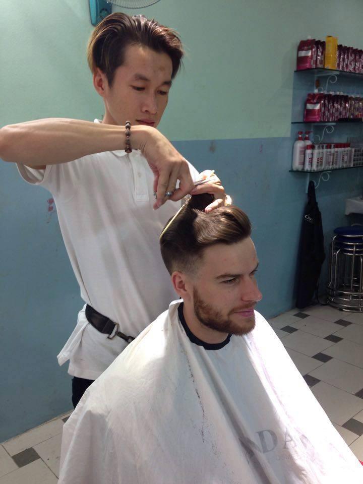 Kĩ thuật cắt tóc cực tốt