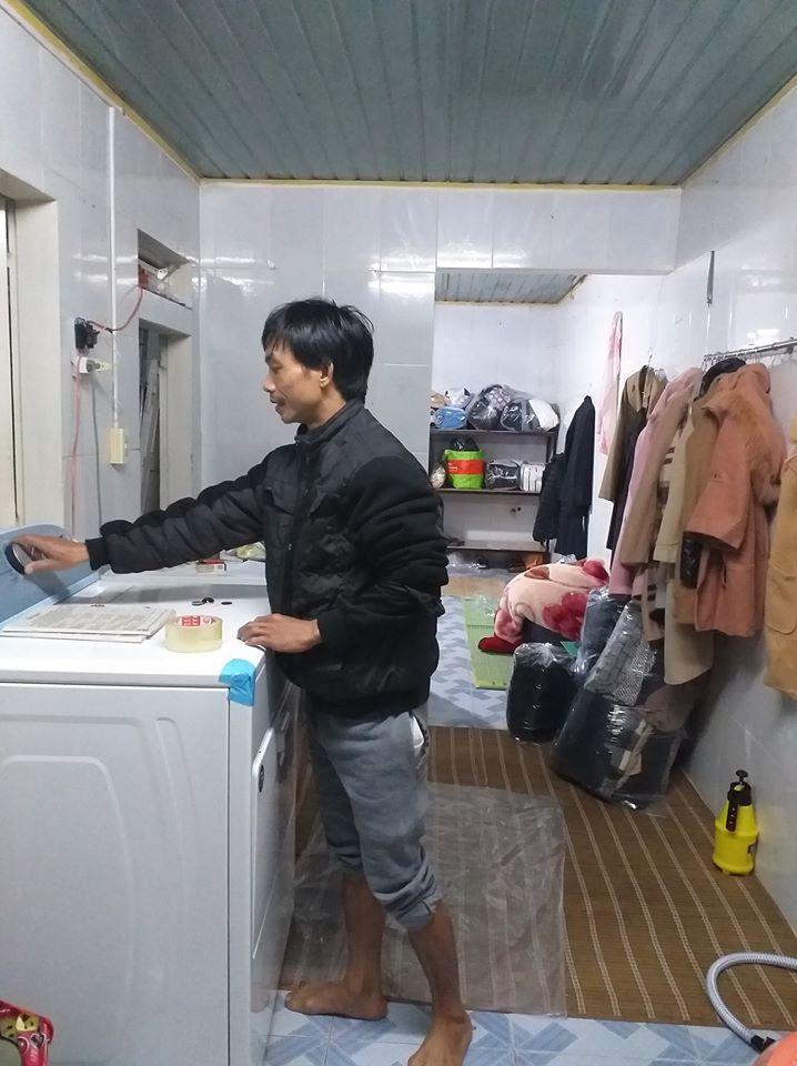Tiệm giặt sấy Đống Đa Huế