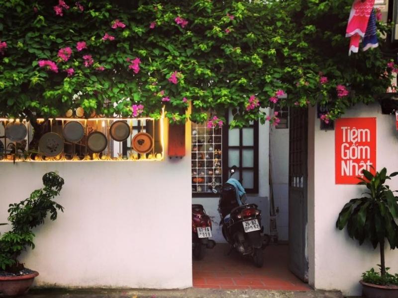 Tiệm Gốm