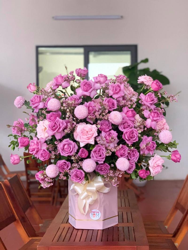 Tiệm hoa 10H