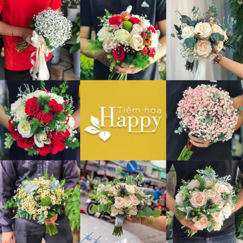 Tiệm hoa HAPPY
