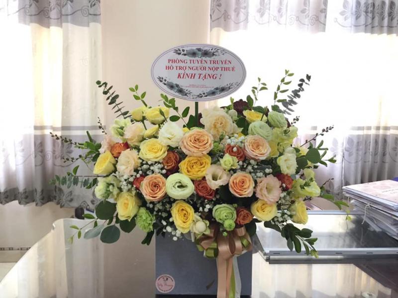 Tiệm hoa tươi July flowers