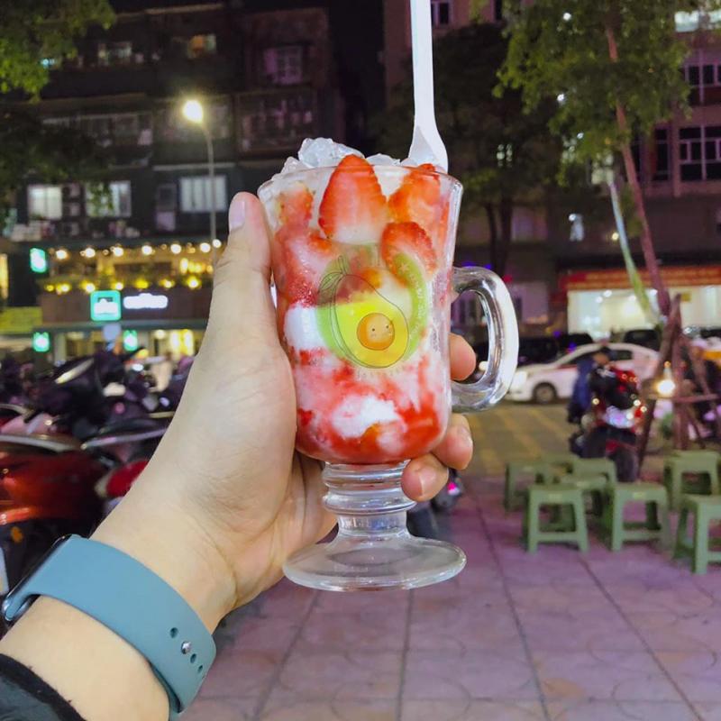 Tiệm Kem Bơ & Sữa Chua Đà Lạt - Nik