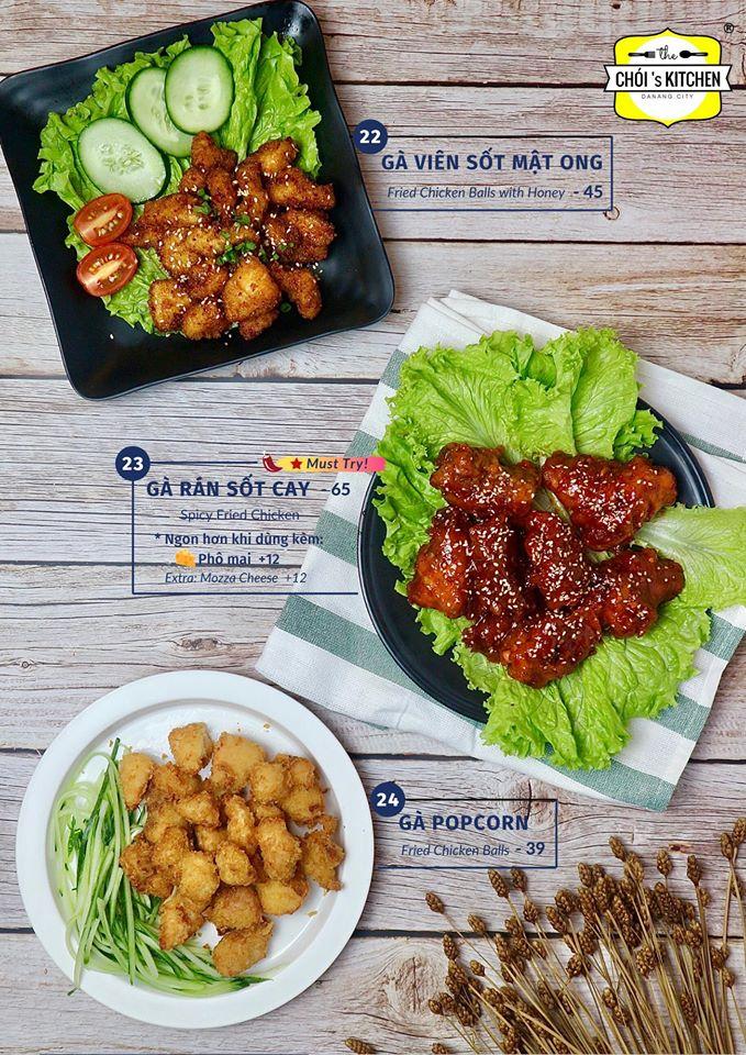 Tiệm Kimbap Chói Đà Nẵng