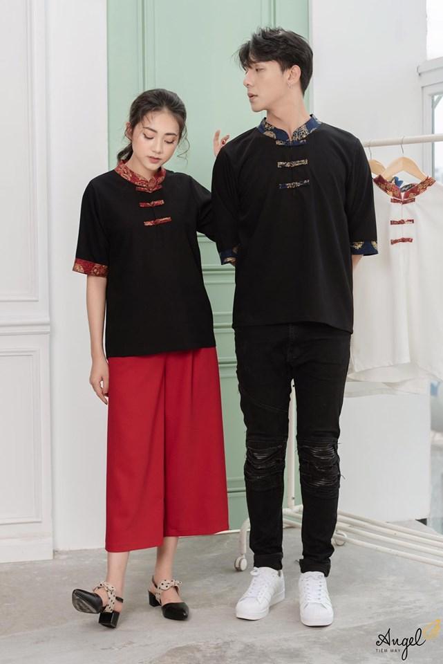 Nếu bạn yêu thích những bộ đồ mới lạ, mang một chút phong cách cổ trang thì đừng bỏ qua Tiệm may Angel nhé
