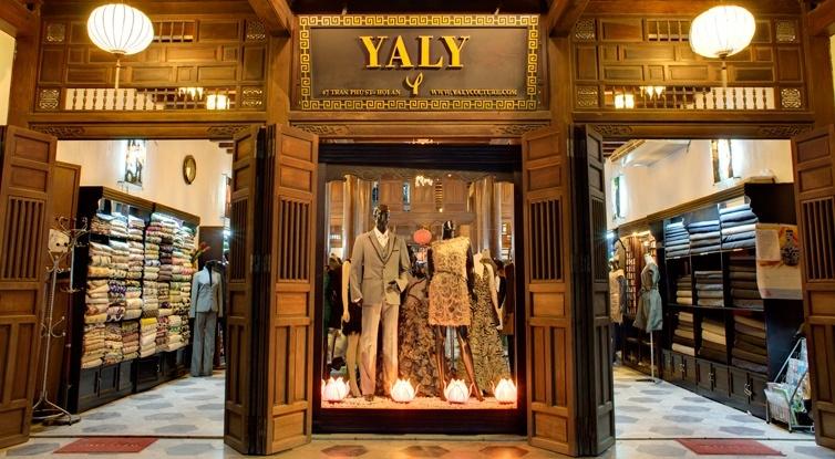 Tiệm may Yaly ở Hội An