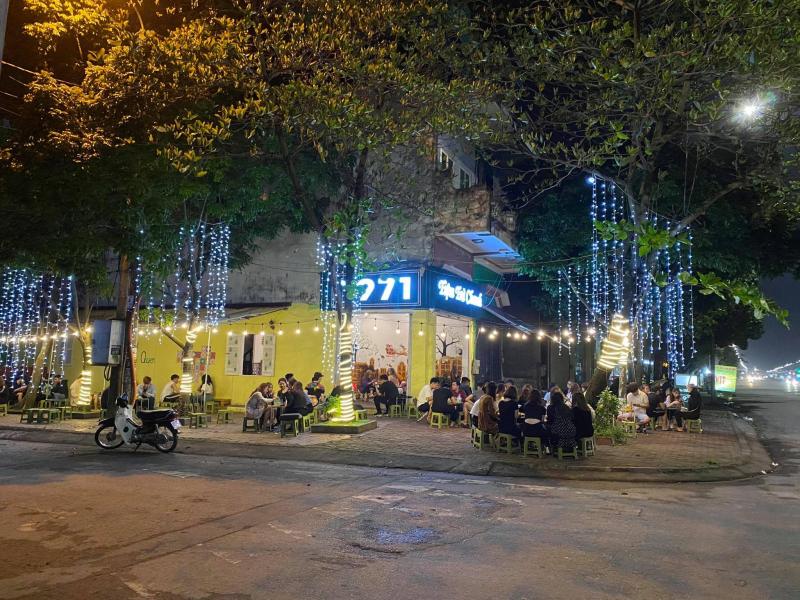 Tiệm trà chanh 1971
