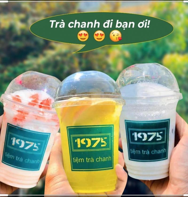 Tiệm Trà Chanh 1975 - Tuy Hoà, Phú Yên