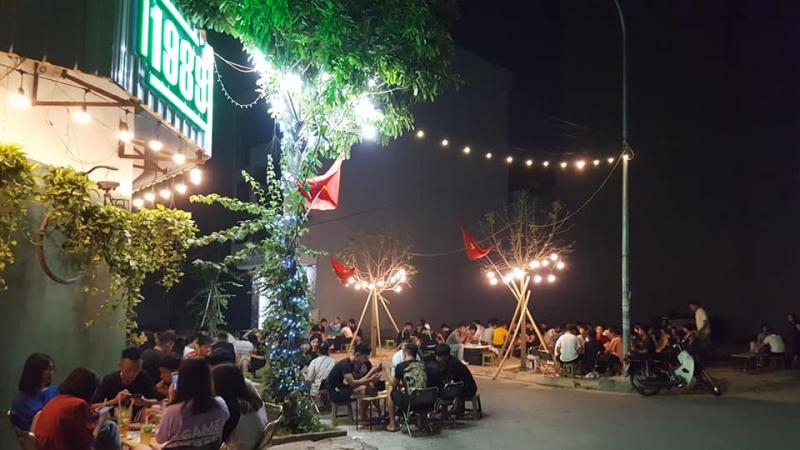Tiệm Trà Chanh 1989